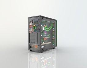 Corsair Computer Case external 3D model