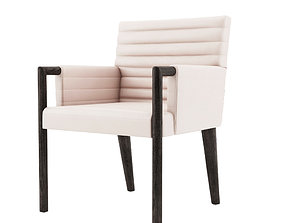 3D 917 Gosha Quilted Arm Chair