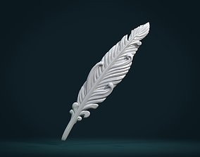 3D print model Good Feather