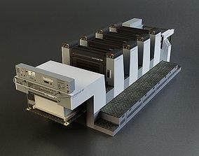 Offset Printer 3D