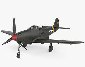 Bell P-39 Airacobra ii 3D