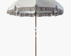 3D model The Premium Beach Umbrella