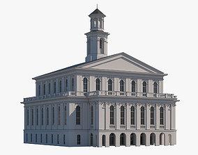 Historic Building 005 3D