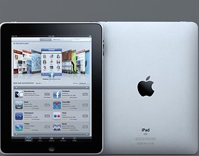 Apple ipad ipod 3D
