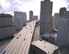 City District 02 3D