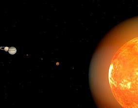 Solar System project 3D