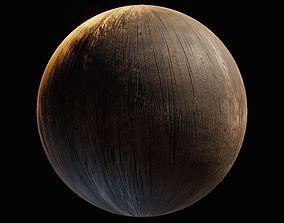 3D asset Wood materials