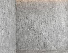 Decorative concrete 7 3D model