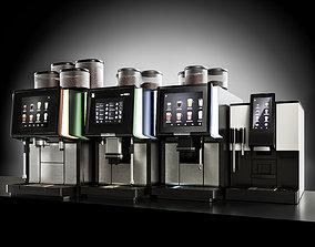 3D model Wmf vending coffe machine