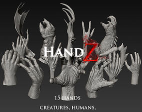 HandZ 3D model