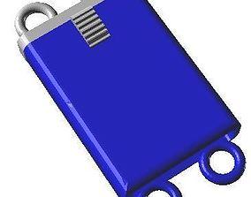 Box clasps - Library techique 3D - 2