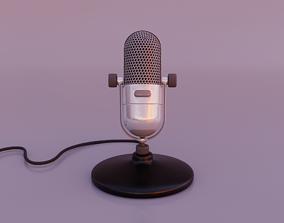 instrument Microphone 3D