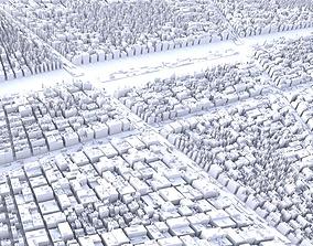 3D model Electronic city