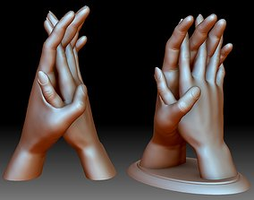 Hands couple in love 3D printable