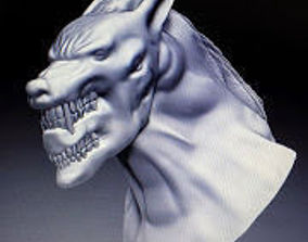 strange werewolf 3D