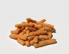 Corn Stick 3D lunch