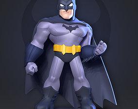 Batman Chibi 3D print model