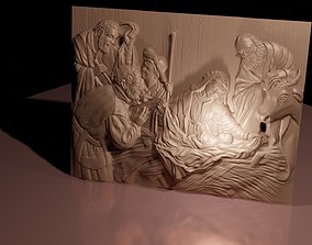 Christmas 3D print model