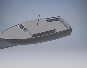 3D 40 Foot Cruiser