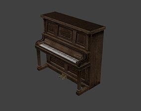 3D asset Piano