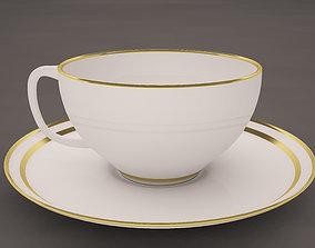 TEA CUP 3D printable model kitchen