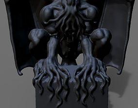 Cthulhu 3D print model