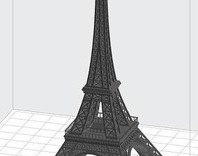 Eiffel Tower 3D printable model