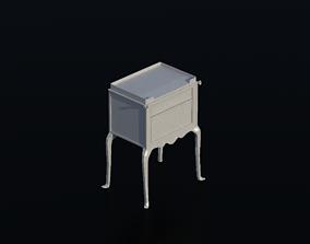 3D model Nightstand 02