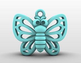 3D print model Charm pendant - adorable little