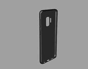 3D print model Samsung Galaxy S9 Black case