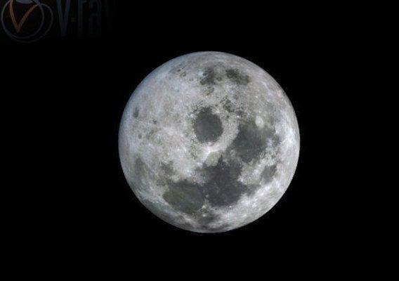 earth&moon