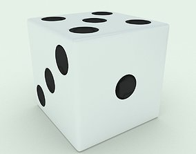 Set of Dice 3D model