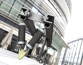 Electricity Poles Insulators 8b - Object 110 3D asset