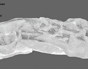 3D model ice mount