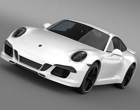 Porsche 911 Exclusive 3D