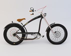 Nirve CanNibal Bicycle 3D model
