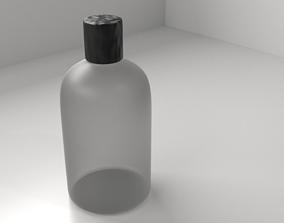 3D model Plastic Bottle 10 - Shampoo Bottle