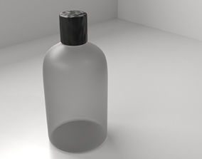 3D model Plastic Bottle 10 - Shampoo Bottle