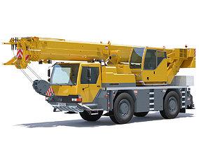 Mobile Crane Liebherr LTM 1040 2 1 3D