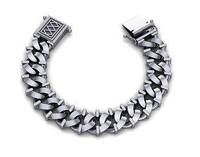3D printable model Chain Bracelets 15