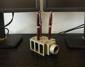 50cal Muzzle Brake 3D Printable Model