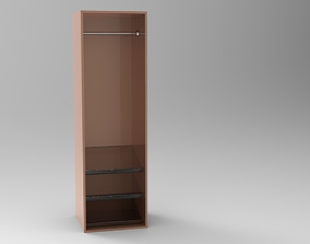 3D print model Wardrobe 7