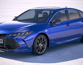 Toyota Avalon XSE V6 2019 3D model