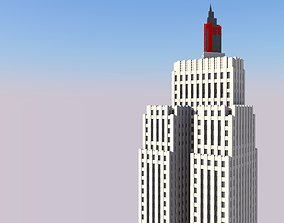 3D printable model First National Bank Building St Paul