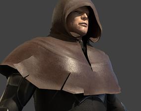 Warrior Model 3D asset