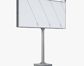 3D promotion Billboard