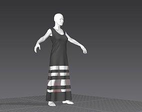 Clothes for Marvelous Designer Dress03 3D