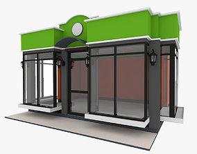 3D Trade Pavilion Shop villa