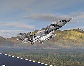 3D model Lockheed F104 Starfighter