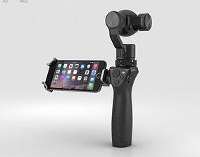 DJI Osmo Camera 3D model osmo